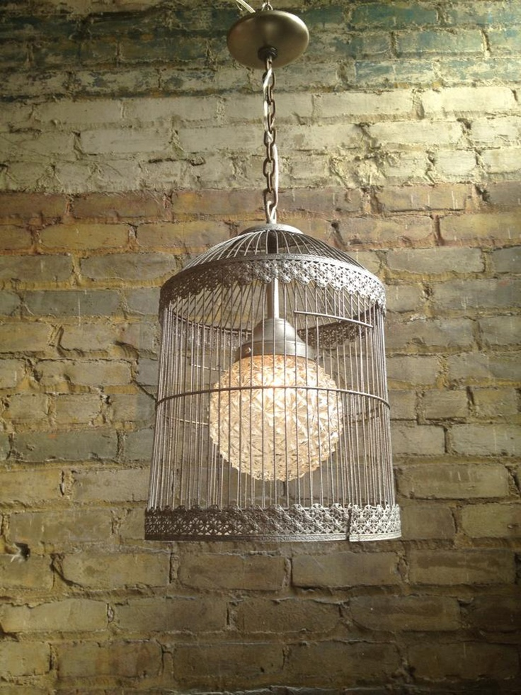 Light Fixture Birdcage By Omega Lighting Design on Light Fixture Parts