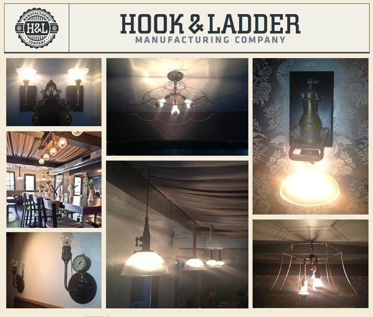 Omega Lighting Design For Hook Ladder
