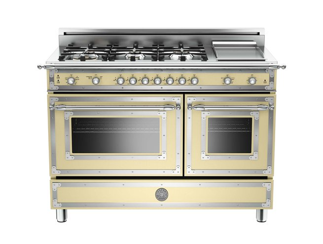 Luxury Kitchen Ranges, Ovens and Cooktops: Bertazzoni Heritage series | Revuu: Search for Excellence in Luxury Interiors