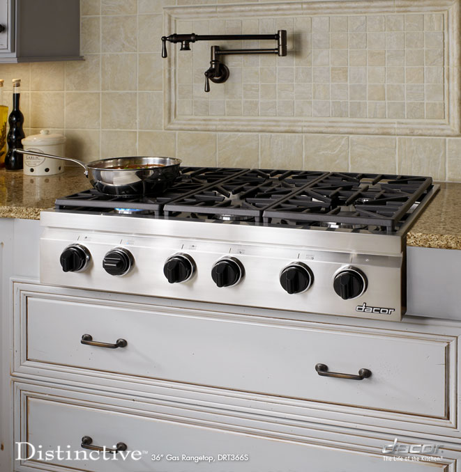 Charmant Luxury Kitchen Ranges, Ovens And Cooktops: Dacor Range | Revuu: Search For  Excellence