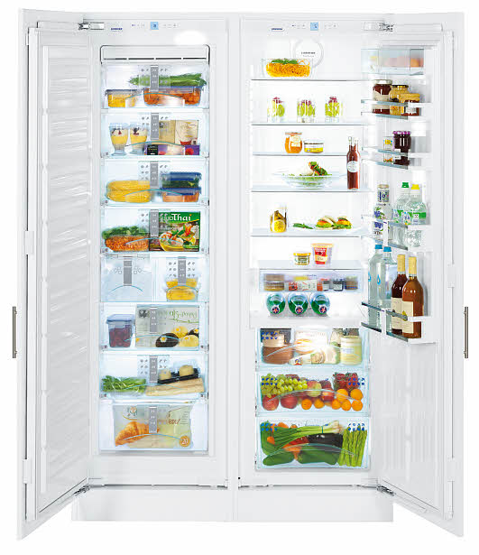Luxury Refrigerators: Six Luxury Brand Refrigerators