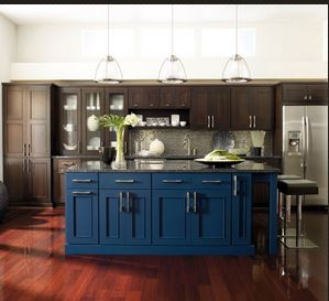 Omega cabinetry contemporary kitchen