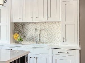 Plain and Fancy kitchen cabinets - Revuu