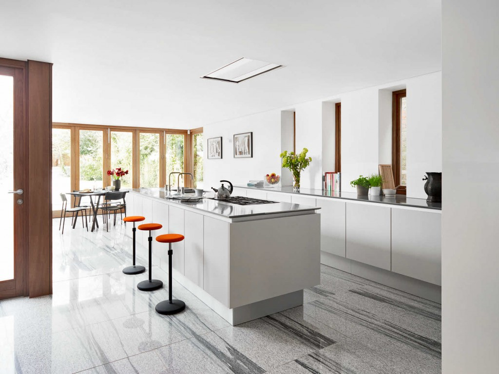 Luxury Kitchen Cabinetry by Poggenpohl | Revuu: Search for Excellence in Luxury Interiors
