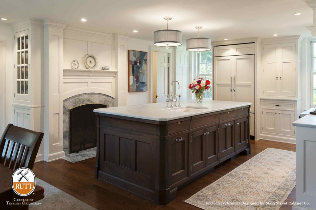 Luxury Kitchen Cabinetry by Rutt | Revuu: Search for Excellence in Luxury Interiors