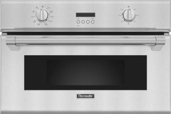 Luxury Kitchen Ranges, Ovens and Cooktops: Thermador professional series steam and convection oven | Revuu: Search for Excellence in Luxury Interiors