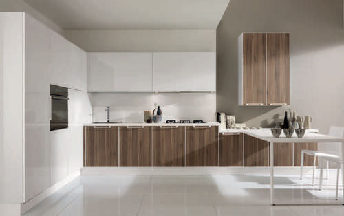 Luxury kitchen cabinetry sympathy for mother hubbard for Berloni cucine