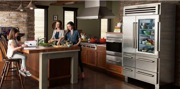 Luxury Refrigerators six luxury brand refrigerators | revuu