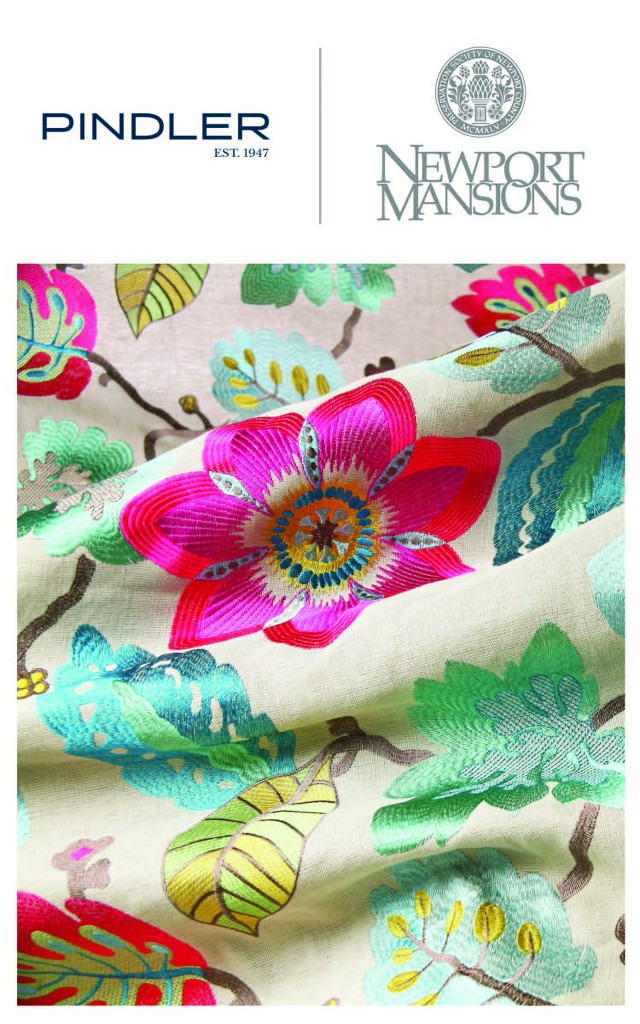 Pindler's Newport Mansions collection of luxury fabric | Revuu: Search for Excellence in luxury Interiors