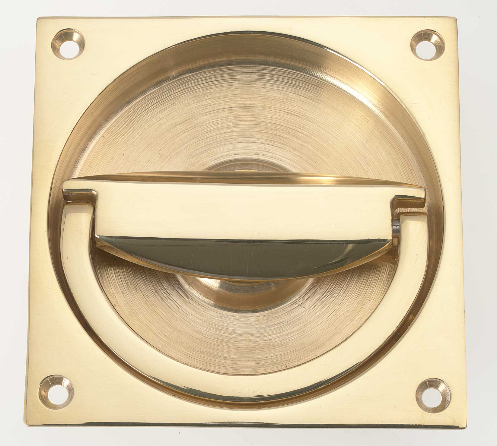 Frank Allart flush ring pull Revuu