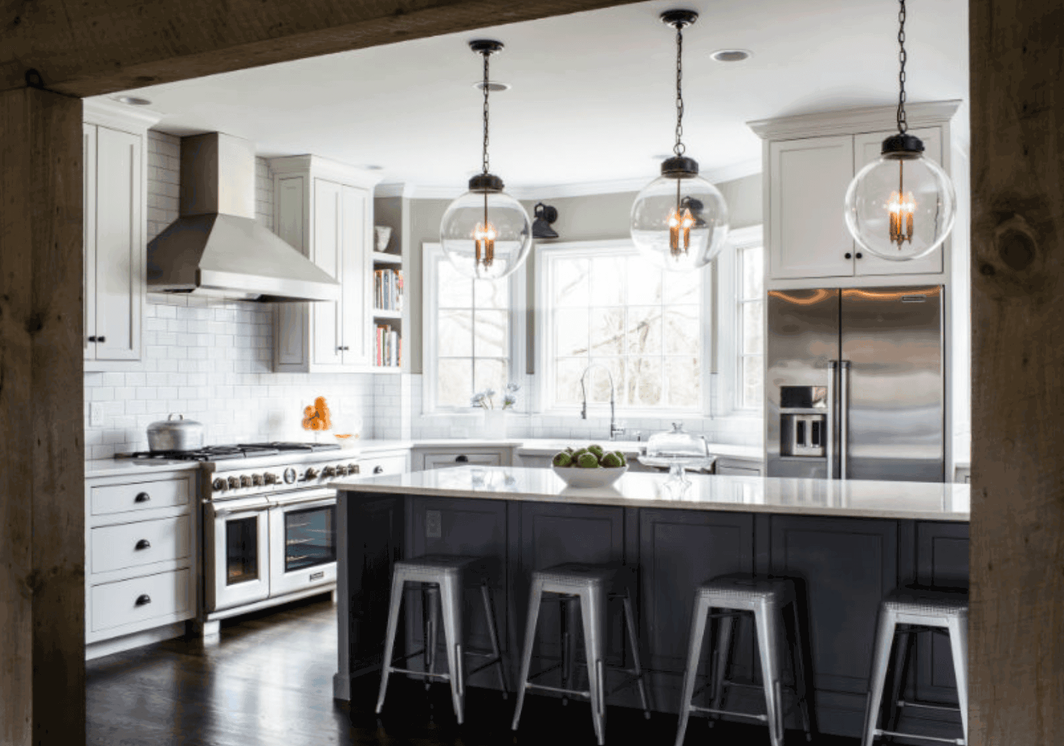 The 4 Layers of Luxury Kitchen Lighting - Revuu