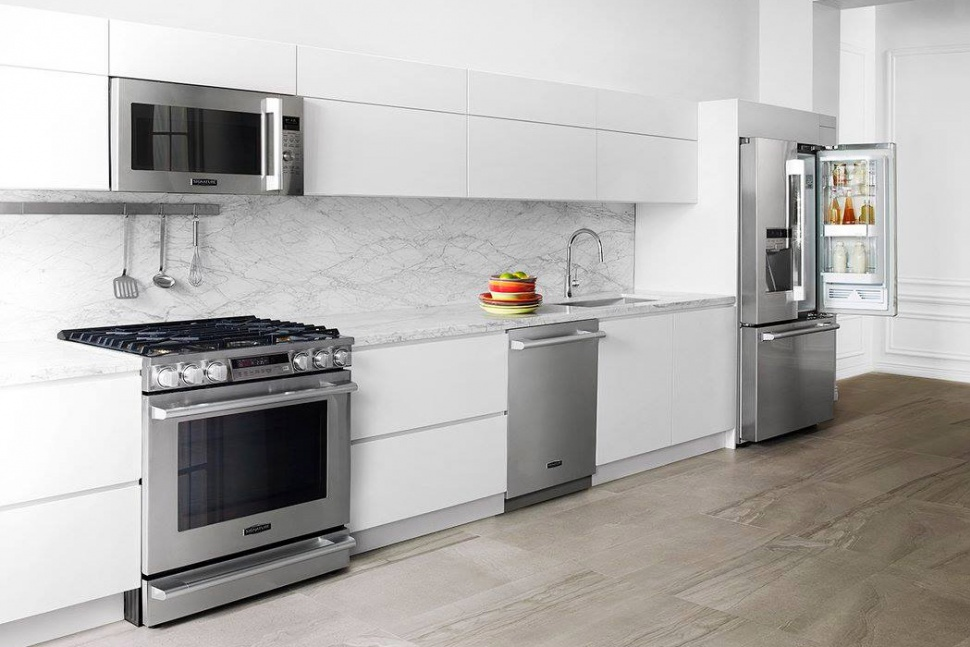 Faster Smarter Luxury Appliances Showcased At Kbis 2016