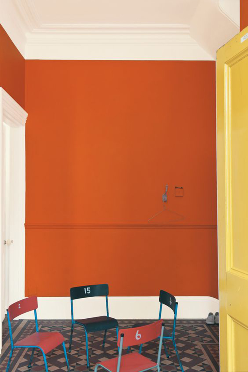 Test your farrow ball paint color iq revuu - Interior house painting charlotte nc ...