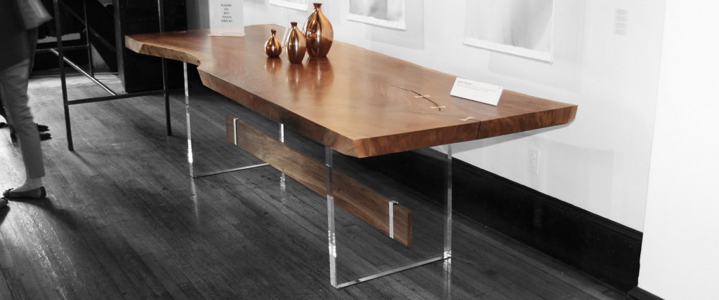 """Intersect"" table designed by David Nashif"