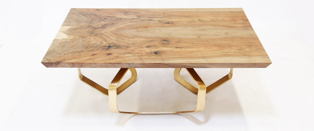 """Trinket"" table designed by David Nashif"