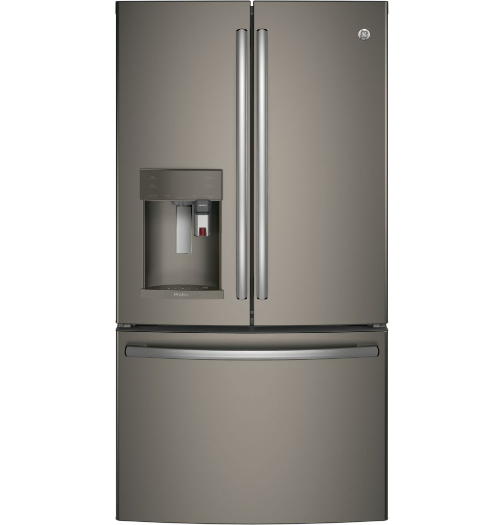 GE Profile Series Energy Star 27.8 French Door Refrigerator