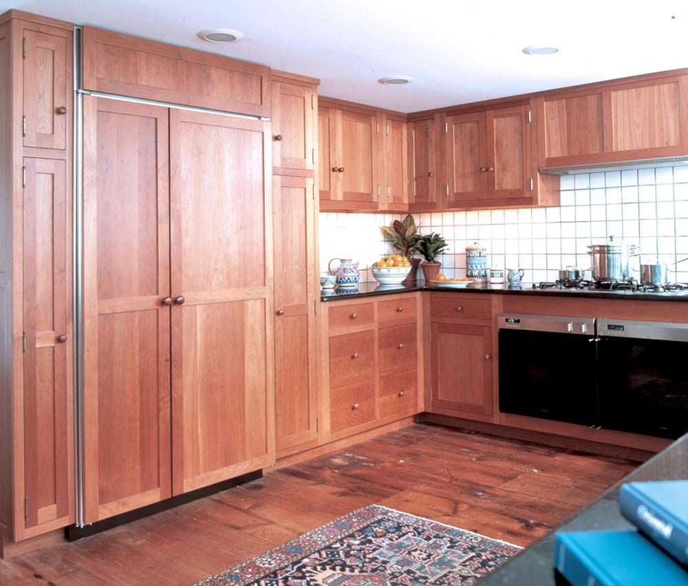Stain grade cabinetry cabinetry revuu for Can you paint non wood kitchen cabinets