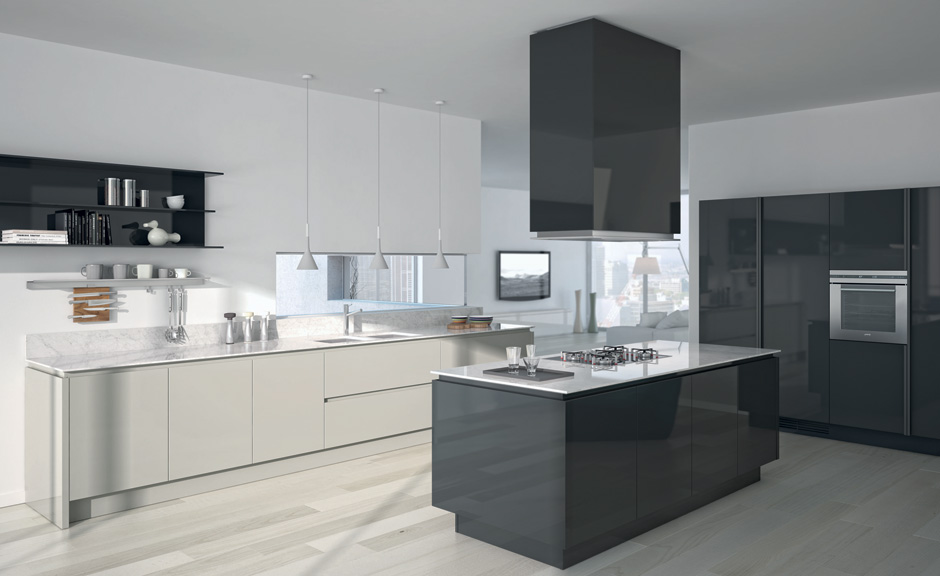 Awesome Cucine Moderne Ernestomeda Contemporary - Design & Ideas ...