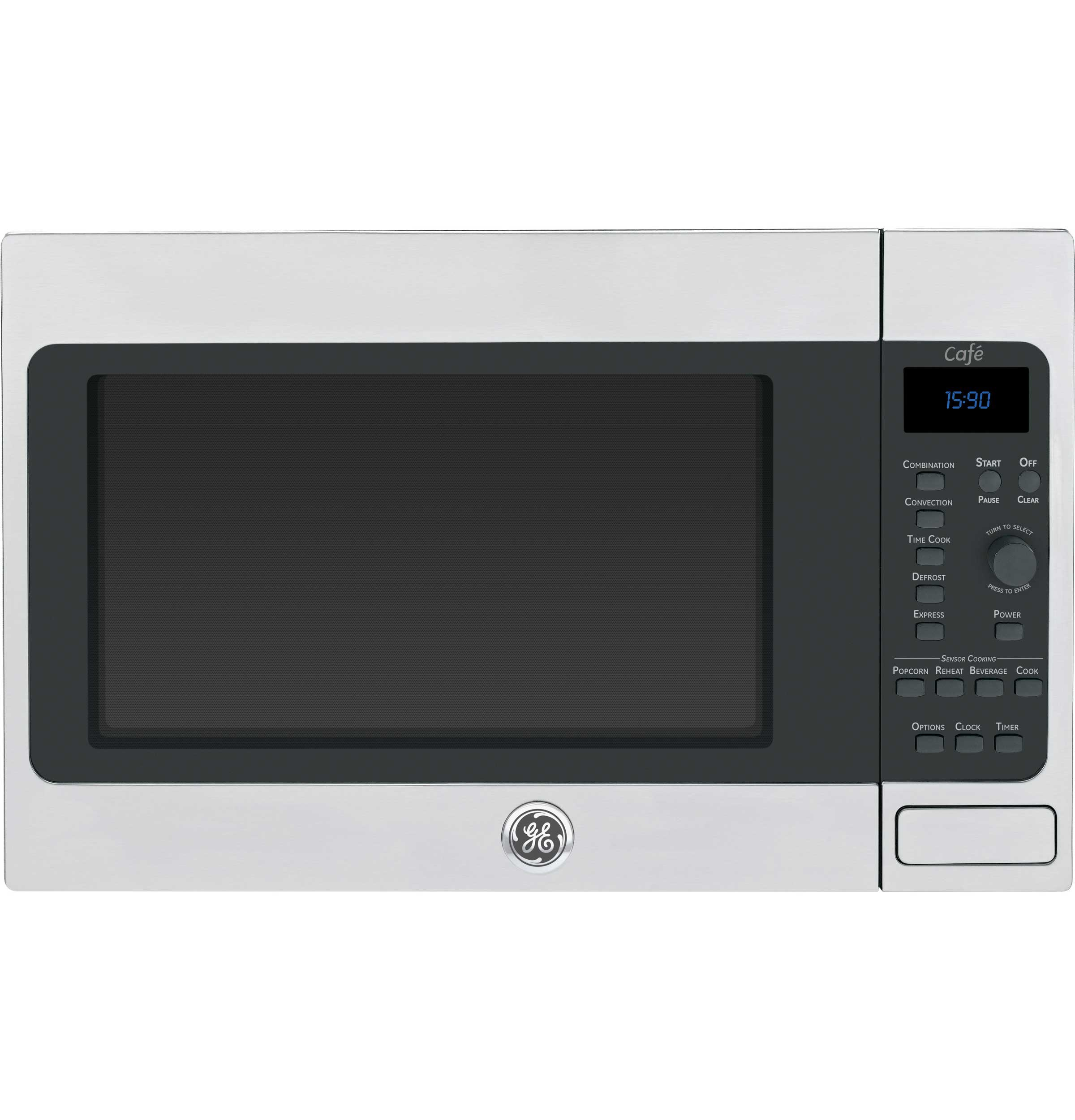 Viking Countertop Convection Microwave Oven : Ge Cafe? Series 1.5 Cu. Ft. Countertop Convection/Microwave Oven