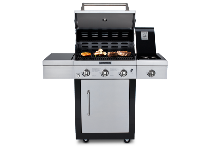 Module For  Burner Kitchen Aid Grill