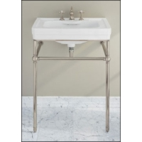 Sonnet Large Console Pedestal Sink By Porcher Revuu