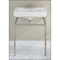 Sonnet Large Console Pedestal Sink By Porcher Revuu