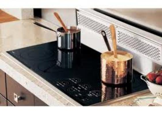 36 Electric Cooktop Clic Stainless